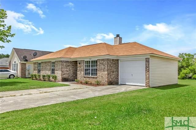 162 Berwick Lakes Boulevard, Pooler, GA 31322 (MLS #223203) :: Heather Murphy Real Estate Group