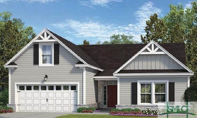 52 Henslow Field, Savannah, GA 31419 (MLS #223217) :: Heather Murphy Real Estate Group