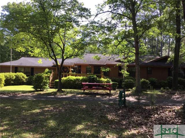 649 Bethany Road, Springfield, GA 31329 (MLS #223240) :: Heather Murphy Real Estate Group