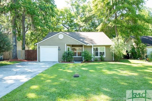 15 E White Hawthorne Drive, Savannah, GA 31419 (MLS #223245) :: The Sheila Doney Team