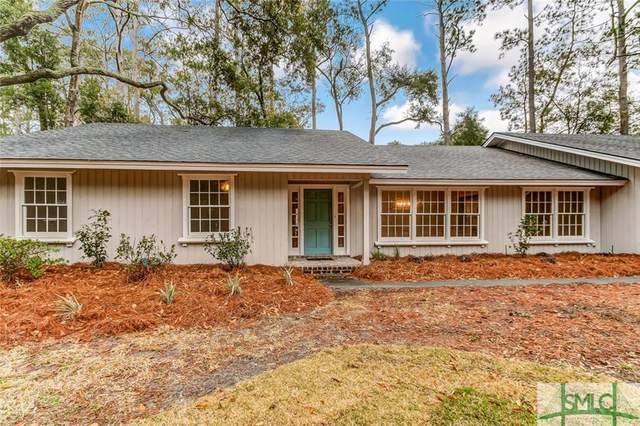 12 Blackbeard Lane, Savannah, GA 31411 (MLS #223246) :: The Arlow Real Estate Group