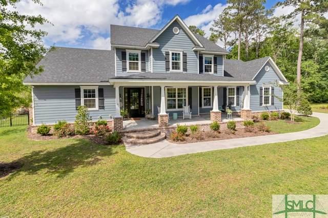 45 Mueller Bend, Richmond Hill, GA 31324 (MLS #223270) :: Heather Murphy Real Estate Group