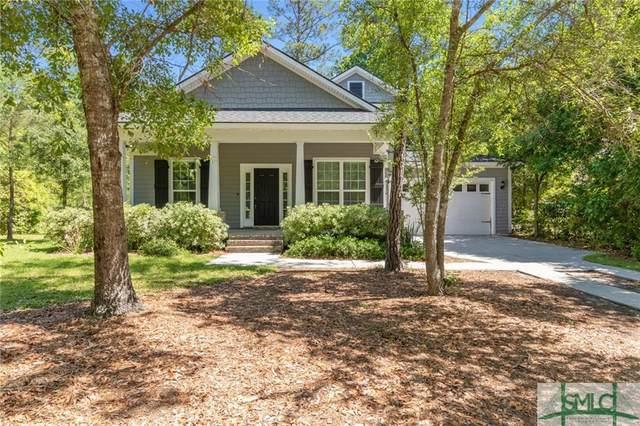 115 Blackjack Oak Drive E, Richmond Hill, GA 31324 (MLS #223272) :: Heather Murphy Real Estate Group