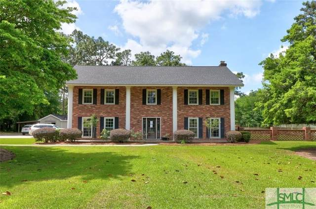 2036 Ga Highway 21 Highway S, Springfield, GA 31329 (MLS #223275) :: Heather Murphy Real Estate Group