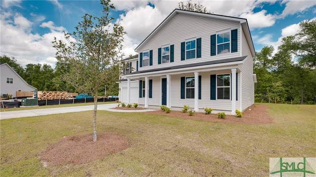 50 Minning Loop, Richmond Hill, GA 31324 (MLS #223276) :: McIntosh Realty Team