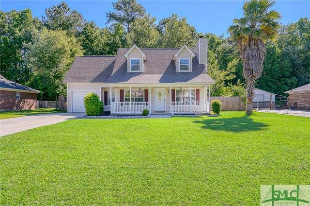 57 Cutt Off Way, Richmond Hill, GA 31324 (MLS #223324) :: The Arlow Real Estate Group