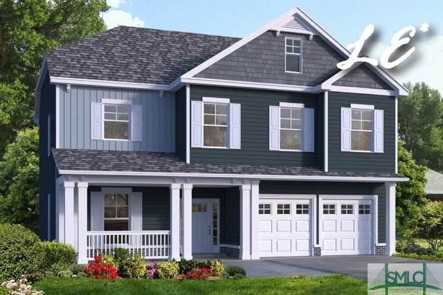 5 Brookhaven Drive, Savannah, GA 31407 (MLS #223330) :: The Arlow Real Estate Group