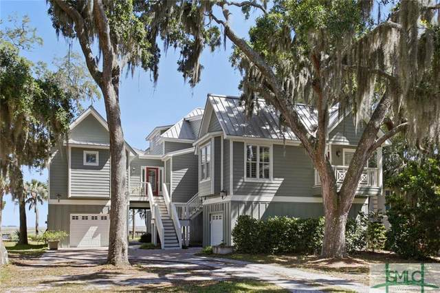 802 Whippoorwill Road, Savannah, GA 31410 (MLS #223335) :: The Arlow Real Estate Group