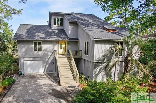 113 Eagles Nest Drive, Tybee Island, GA 31328 (MLS #223336) :: Coastal Savannah Homes