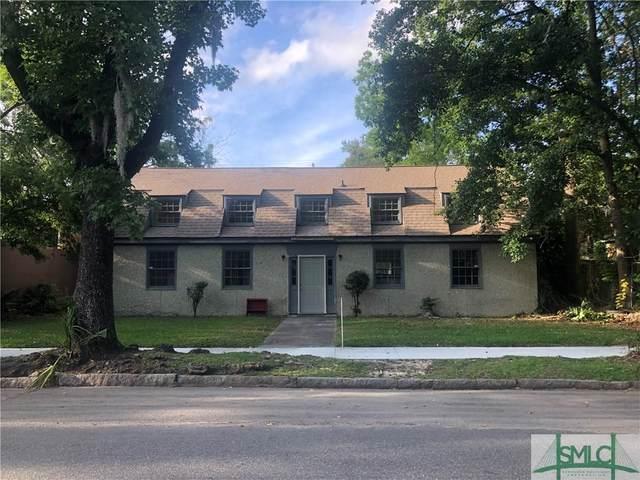1108 E 48th Street, Savannah, GA 31404 (MLS #223337) :: Keller Williams Coastal Area Partners