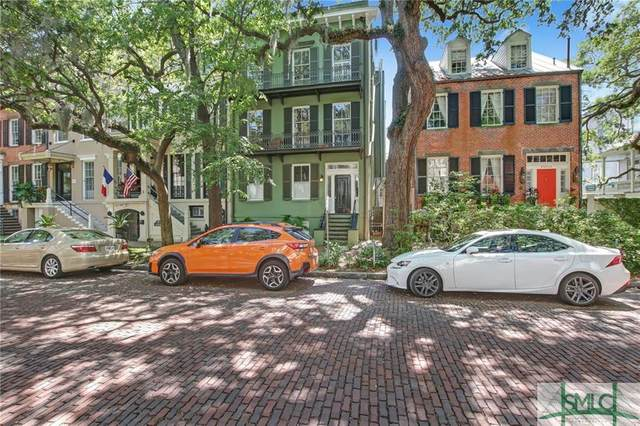 15 E Jones Street 3A, Savannah, GA 31401 (MLS #223342) :: Coastal Savannah Homes
