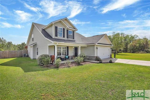 68 Saddlebrush Road, Ellabell, GA 31308 (MLS #223346) :: Bocook Realty