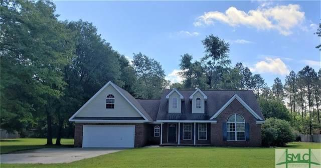 404 Poole Road SE, Ludowici, GA 31316 (MLS #223361) :: Heather Murphy Real Estate Group