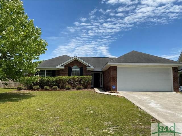 3 Mills Run Court, Savannah, GA 31405 (MLS #223375) :: The Arlow Real Estate Group