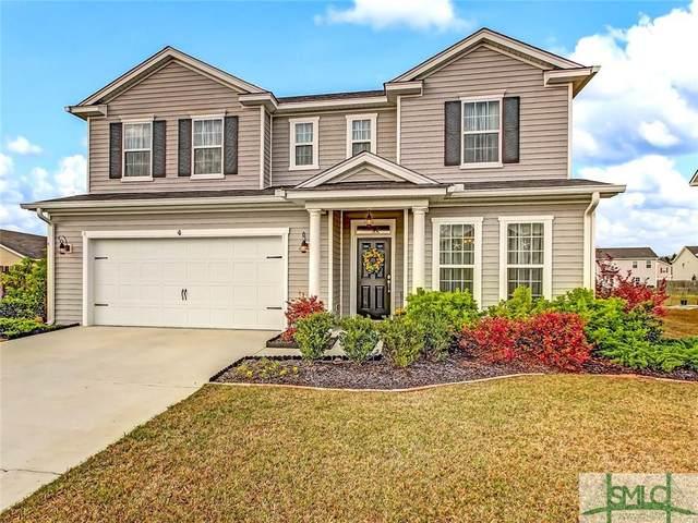 4 Salix Drive, Savannah, GA 31407 (MLS #223417) :: Keller Williams Coastal Area Partners