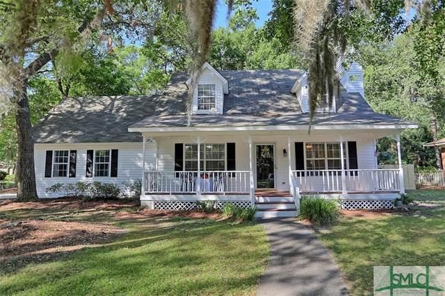 99 W Gazebo Lane, Savannah, GA 31410 (MLS #223420) :: Glenn Jones Group | Coldwell Banker Access Realty