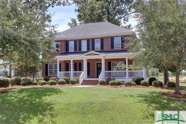 9 Lee Hall Drive, Savannah, GA 31419 (MLS #223439) :: Liza DiMarco