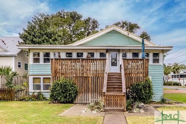 1201 Lovell Avenue, Tybee Island, GA 31328 (MLS #223441) :: Coastal Savannah Homes