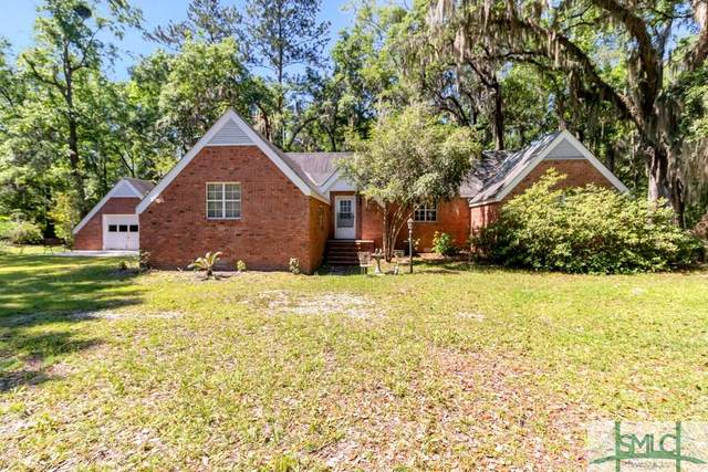 77 Marshview Drive, Midway, GA 31320 (MLS #223467) :: The Arlow Real Estate Group