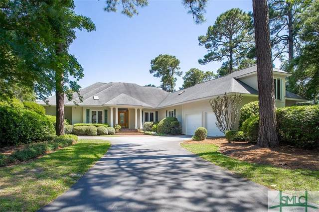 16 Pepper Bush Circle, Savannah, GA 31411 (MLS #223469) :: Bocook Realty