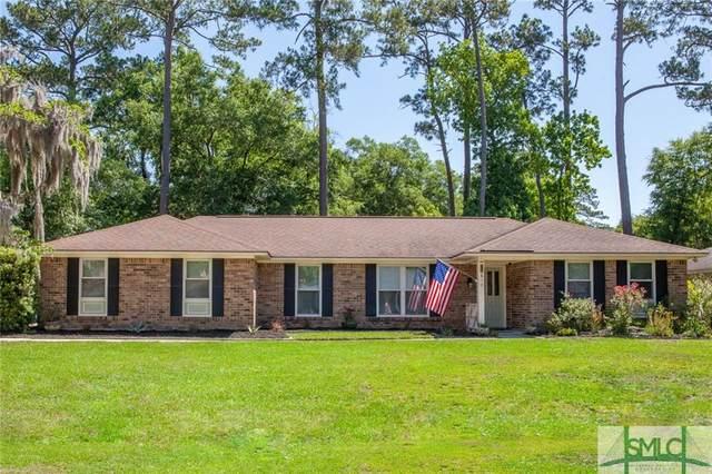 710 Leaning Oaks Drive, Savannah, GA 31410 (MLS #223470) :: The Sheila Doney Team