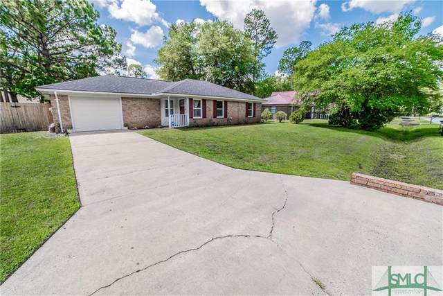 309 Nottingham Way, Hinesville, GA 31313 (MLS #223474) :: Bocook Realty