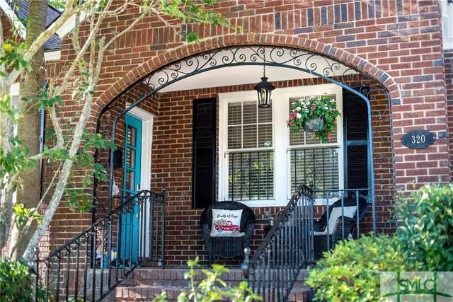 320 E 54th Street, Savannah, GA 31405 (MLS #223505) :: Keller Williams Coastal Area Partners