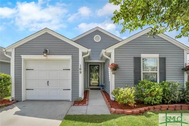 169 Lakepointe Drive, Savannah, GA 31407 (MLS #223515) :: The Arlow Real Estate Group