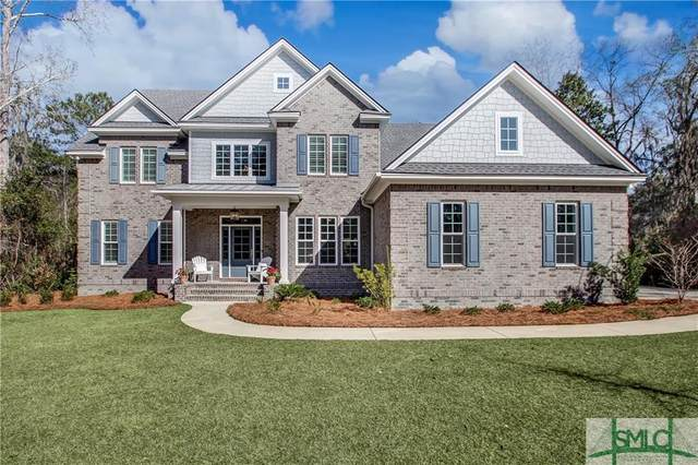 1370 Saint Catherine Circle, Richmond Hill, GA 31324 (MLS #223523) :: Heather Murphy Real Estate Group