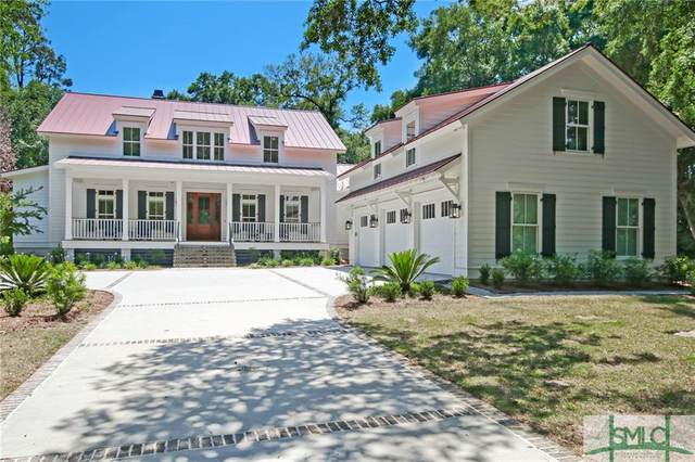 16 Breckenridge Lane, Savannah, GA 31411 (MLS #223525) :: Heather Murphy Real Estate Group