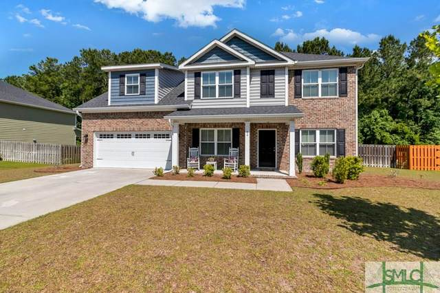 80 Bowridge Drive, Richmond Hill, GA 31324 (MLS #223533) :: Heather Murphy Real Estate Group