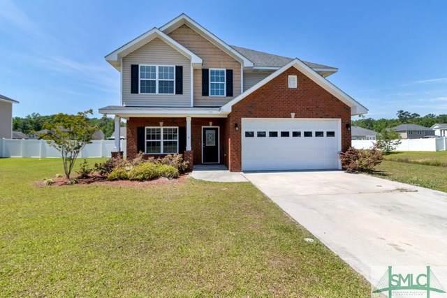 709 English Oak Drive, Hinesville, GA 31313 (MLS #223541) :: Coastal Homes of Georgia, LLC