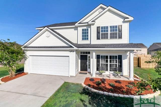 45 Red Oak Drive, Richmond Hill, GA 31324 (MLS #223542) :: The Arlow Real Estate Group