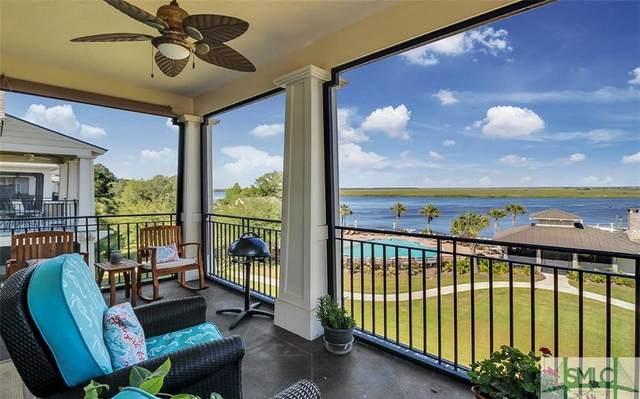 2809 River Oaks Drive, Richmond Hill, GA 31324 (MLS #223547) :: The Arlow Real Estate Group