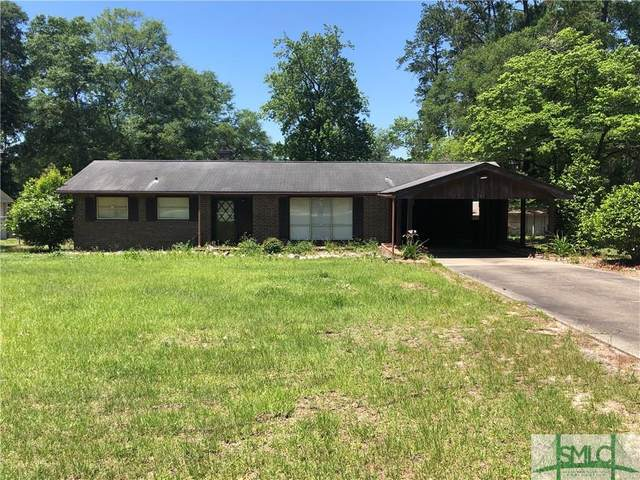 261 Pine Ridge Drive, Ellabell, GA 31308 (MLS #223561) :: Heather Murphy Real Estate Group
