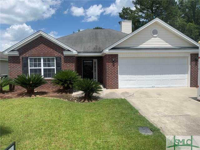 4 Montero Drive, Savannah, GA 31405 (MLS #223569) :: Bocook Realty