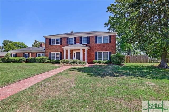 106 Lee Boulevard, Savannah, GA 31405 (MLS #223570) :: Bocook Realty