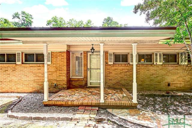 8 Marvalingrove Drive, Savannah, GA 31406 (MLS #223575) :: Robin Lance Realty