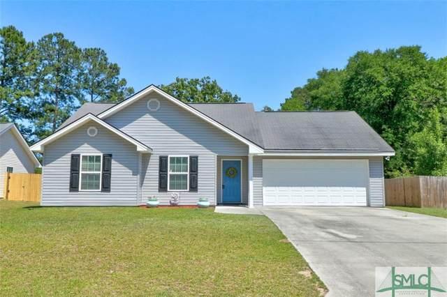 109 Mustang Drive, Guyton, GA 31312 (MLS #223578) :: Bocook Realty