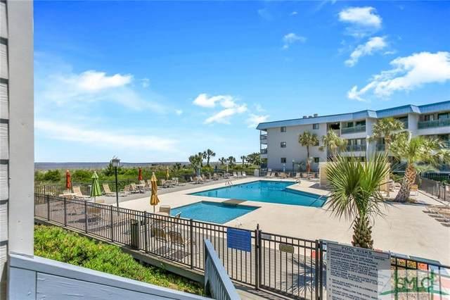 1217 Bay Street 110B, Tybee Island, GA 31328 (MLS #223584) :: The Arlow Real Estate Group