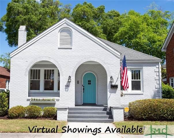 532 E 51st Street, Savannah, GA 31405 (MLS #223588) :: Keller Williams Coastal Area Partners