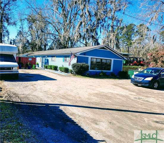 2826 Us 80 Highway, Garden City, GA 31408 (MLS #223596) :: Teresa Cowart Team