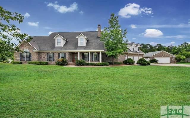 949 Kolic Helmey Road, Guyton, GA 31312 (MLS #223619) :: The Arlow Real Estate Group
