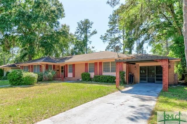4635 Oakview Drive, Savannah, GA 31405 (MLS #223623) :: Heather Murphy Real Estate Group