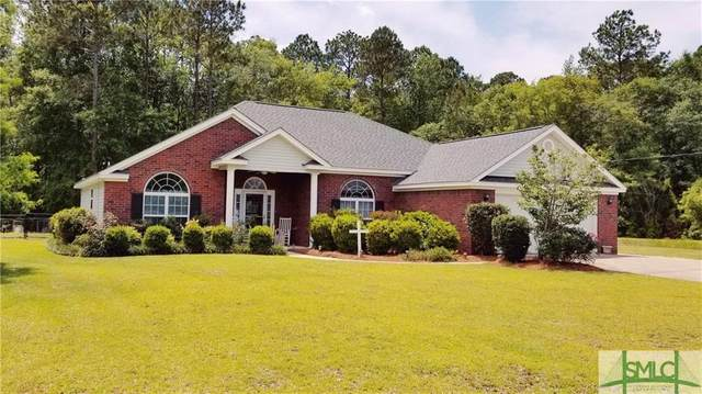 70 Zachary Trail, Ellabell, GA 31308 (MLS #223624) :: Partin Real Estate Team at Luxe Real Estate Services