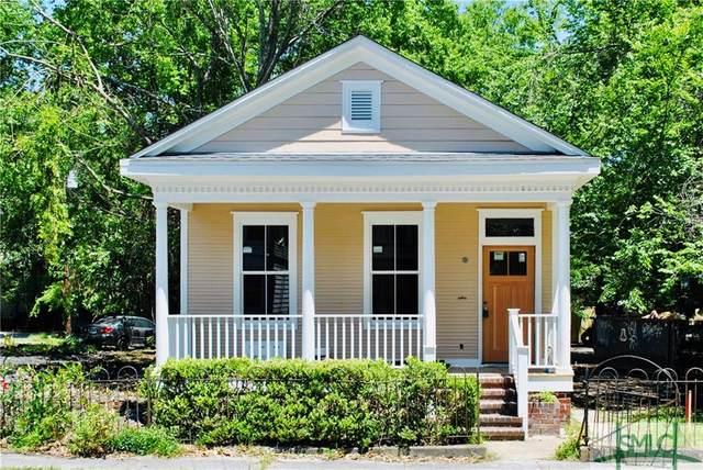 512 E 34th Street, Savannah, GA 31401 (MLS #223625) :: Heather Murphy Real Estate Group