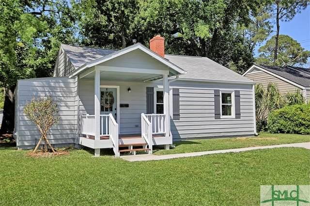 318 E 58th Street, Savannah, GA 31405 (MLS #223639) :: Bocook Realty