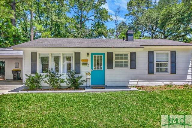 1418 E 56th Street, Savannah, GA 31404 (MLS #223643) :: Coastal Savannah Homes