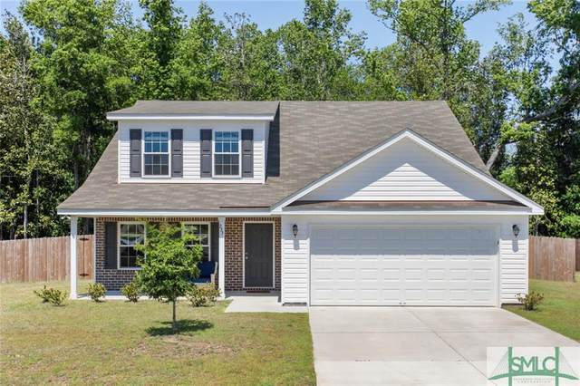 235 Bonnie Circle, Ellabell, GA 31308 (MLS #223661) :: Bocook Realty