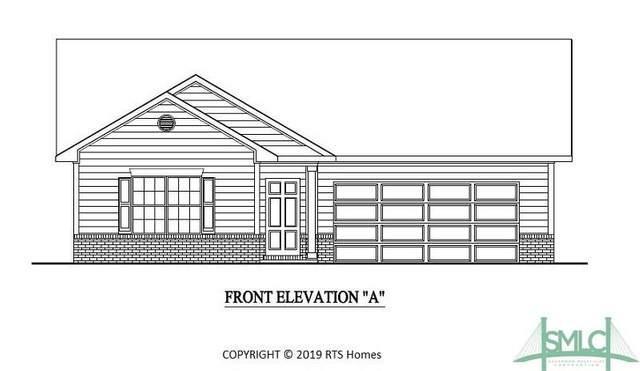 217 Bobwhite Trail NE, Ludowici, GA 31316 (MLS #223664) :: Heather Murphy Real Estate Group